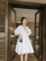 Dress Spring 2021 white S. M, no return, no change