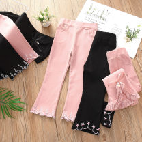 trousers Class B female Shell element 2, 3, 4, 5, 6, 7, 8, 9, 10, 11, 12, 13, 14 trousers spring and autumn Casual pants No model in real shooting Don't open the crotch fresh Other 100% kzc941 100cm,110cm,120cm,130cm,140cm,150cm
