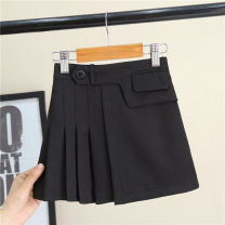 skirt 110cm,120cm,130cm,140cm,150cm,160cm White, black Other / other female Other 100% spring and autumn