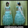 Cosplay women's wear Other women's wear Customized Over 14 years old Male and female Movies L m s XL tailored coslemon Japan Shuishunanai