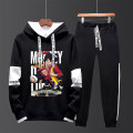 Sweater Youth fashion Others S,M,L,XL,2XL,3XL other Socket routine Hood spring easy leisure time teenagers Youthful vigor routine polyester fiber polyester fiber printing washing Leisure trend More than 95%
