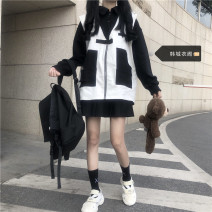 Fashion suit Spring 2021 S,M,L,XL Tooling vest (single piece), polo sweater (single piece), black skirt (single piece) 18-25 years old Other / other 51% (inclusive) - 70% (inclusive)