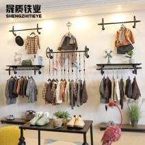 Clothing display rack clothing Metal Shengzhi Official standard