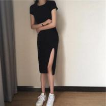 Dress Summer of 2019 black S,M,L,XL