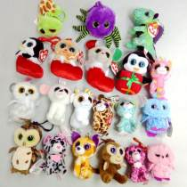 Plush cloth toys 2 years old, 3 years old, 4 years old, 5 years old, 6 years old, 7 years old, 8 years old, 9 years old, 10 years old, 11 years old, 12 years old, 13 years old, 14 years old and above Random delivery Below 10 cm Plush Small pendant PP cotton Dog