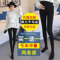 Maternity socks / pantyhose / base socks Average size Pantyhose No season Qiao Jiaoling Thin money Solid color YFW044-1 hygroscopic and sweat releasing Summer of 2018