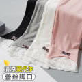trousers Jiali cat female 100cm 110cm 120cm 130cm 140cm 150cm Gray, white, black and pink two pieces, 29 yuan, automatic subtraction summer trousers Korean version There are models in the real shooting Leggings Leather belt middle-waisted Don't open the crotch Modal pants Class B Summer 2020