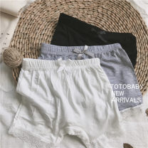 underpants modal  Other / other Gray, white, black 90 (Yi Biao 100), 100 (Yi Biao 110), 110 (Yi Biao 120), 120 (Yi Biao 130), 130 (Yi Biao 140) Cotton 90% other 10% summer Under 1 year old, 18 months, 2 years old, 3 years old, 4 years old, 5 years old, 6 years old, 7 years old