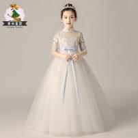 Children's dress female Other / other full dress Class B 3 months princess