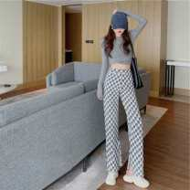Casual pants White, black S,M,L,XL,2XL 96% and above polyester fiber