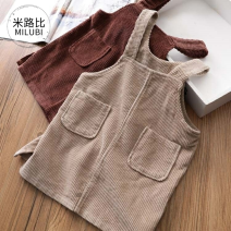 Dress female M · nollby / milubi Other 100% spring and autumn Korean version They were 2 years old, 3 years old, 4 years old, 5 years old, 6 years old and 7 years old