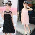 Dress Black Pink White female M · nollby / milubi 125cm (110 (suitable for height 1-1.1)) 160cm (120 (suitable for height 1.1-1.2)) 100cm (130 (suitable for height 1.2-1.3)) 180cm (140 (suitable for height 1.3-1.4)) 145cm (150 (suitable for height 1.4-1.5)) 140cm (160 (suitable for height 1.5-1.6))
