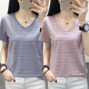T-shirt 865 blue, 865 pink, 827 apricot, 827 black, 827 red, 827 white, 802 orange green, 801 black and white, 801 apricot, 996 apricot, 962 red, 962 khaki, 962 yellow, 962 green, 321 black, 321 white, 939 white blue, 939 green, 939 khaki, 816 khaki, 816 red M,L,XL,2XL,3XL,4XL,5XL Summer 2021 V-neck
