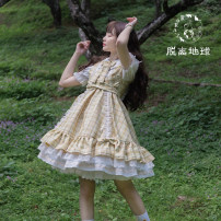 Lolita / soft girl / dress Out of the earth