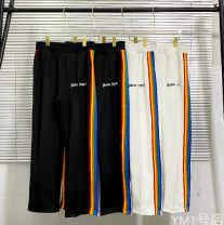 Casual pants Others Youth fashion S,M,L,XL routine trousers Travel? Self cultivation tide 2019 middle-waisted Little feet