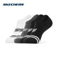 Sports socks 00zh / White / White / gray / Black / black 00zv / White / Black / Mint Green / Blue / sapphire SKECHERS / SKECHERS 24-26cm male Boat socks Summer 2020 L320M157 yes