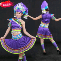 National costume / stage costume Summer 2014 Picture color Z-039 Qingyan