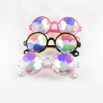 Sun glasses round face currency circular Glass Less than 100 yuan board 21-39g (conventional) no 50mm (including) - 55mm (excluding)