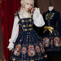 Cosplay women's wear skirt goods in stock Over 6 years old L M S XL You Wo Wo Chinese Mainland