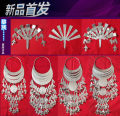 National costume / stage costume Spring of 2019 Original handmade products of Li Nationality