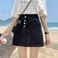 Women's large Summer 2020 Black, blue, light apricot S [recommended 80-95 Jin], m [95-105 Jin], l [105-120 Jin], XL [120-135 Jin], 2XL [135-150 Jin recommended], 3XL [150-165 Jin recommended], 4XL [165-180 Jin recommended], 5XL [180-200 Jin recommended] skirt thin Three dimensional cutting Zhuo Jin