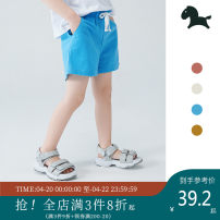 trousers Isina neutral 90cm 100cm 110cm 120cm 130cm 140cm 150cm Blue yellow jujube beibai summer shorts leisure time There are models in the real shooting Casual pants Tether middle-waisted cotton Don't open the crotch Cotton 100% 21XZ434 Class A Summer 2021 6 years old Chinese Mainland Hangzhou