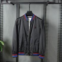 Jacket S9000 Fashion City black 170,175,180,185,190 standard Other leisure winter Medium length Single breasted