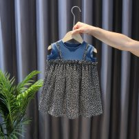 Dress Picture color female Yyxxbaby 80cm 90cm 100cm 110cm 120cm Other 100% summer Korean version Skirt / vest Broken flowers cotton A-line skirt YYXX090574 Class A Summer 2020 12 months 6 months 9 months 18 months 2 years 3 years 4 years 5 years old Chinese Mainland Zhejiang Province Huzhou City