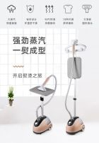 Hanging ironing machine Other / other other 1.4L (inclusive) - 1.8L (inclusive) 1800W Vertical and horizontal hanging ironing machine More than five Yes National joint guarantee Does not support intelligence