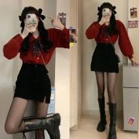 Dress Autumn 2020 Sweater and skirt, sweater, skirt S,XL,L,M