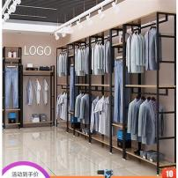 Clothing display rack clothing stainless steel Other / other Other / other Official standard