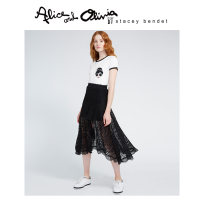 skirt Summer of 2019 0 2 4 6 8 A001 Mid length dress Natural waist 25-29 years old CC906077312 31% (inclusive) - 50% (inclusive) Alice&Olivia Viscose Viscose (viscose) 50% polyamide (nylon) 32% cotton 18%