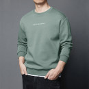Sweater Fashion City Others Black, green 170/M,175/L,180/XL,185/XXL,190/XXXL other Socket routine Crew neck autumn easy leisure time middle age Simplicity in Europe and America Off shoulder sleeve ZAC01029