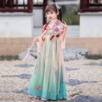 Tang costume 110 120 130 140 150 160 Polyester 100% female No season There are models in the real shooting routine Katie column other KDL2021022403 4 years old, 5 years old, 6 years old, 7 years old, 8 years old, 9 years old, 10 years old, 11 years old, 12 years old, 13 years old, 14 years old Suzhou