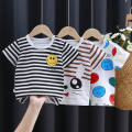 T-shirt Other / other currency summer Short sleeve other Cartoon animation 2 years old, 3 years old, 4 years old, 5 years old, 6 years old, 7 years old