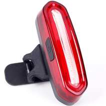 Bicycle lamp Red and blue light, red and white light, red light, white light, red, blue, pink, black square tail light WHEEL UP Taillights