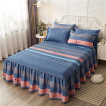 Bed skirt 150cmx200cm (pillow case), 180cmx200cm bed (pillow case), 180x220cm bed (pillow case), 200cmx220cm (pillow case) cotton Other / other Plants and flowers