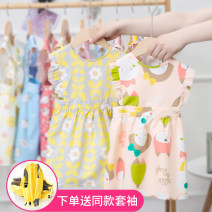 Reverse dressing yes Cartoon animation Cotton 100% cotton Class A Spring of 2019 3 months 12 months 6 months 9 months 18 months 2 years 3 years old Chinese Mainland