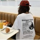 T-shirt White, black S,M,L,XL,2XL Summer 2021 Short sleeve Crew neck easy Regular routine commute polyester fiber 51% (inclusive) - 70% (inclusive) 18-24 years old Korean version originality letter printing