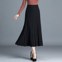 Dress Black-7uj, coffee-cc6, gray-11i, collection plus purchase priority female Other / other S,M,L,XL,2XL Other 100% other A-line skirt A62AE9070 3 months