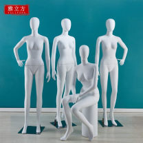 Fashion model Beijing Other / other Plastic Support structure Simple and modern Dumb white dumb grey female model character Disassembly Official standard ABS