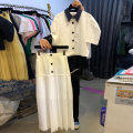 Fashion suit Summer 2020 S M L Top and skirt 25-35 years old Rice character F1504 Other 100% Pure e-commerce (online only)