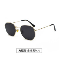 Sun glasses Personality, elegance, avant-garde, gorgeous, classic, simple, comfortable, sporty Round face, long face, square face, oval face currency square resin Less than 100 yuan Other / other Mirror case Anti UVA, anti UVB The frame is tight Others 21-39g (conventional) no