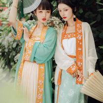 Hanfu 81% (inclusive) - 90% (inclusive) S M L XL nylon