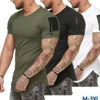 T-shirt / sweater Others other Khaki, white, black, Navy, red, army green L,XXL,M,XXXL,XL Thin money Socket Crew neck Short sleeve KJ-T2 Slim fit leisure time printing printing