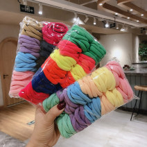 Hair accessories Hair rope 10-19.99 yuan brand new Japan and South Korea Fresh out of the oven other Not inlaid C-205 Autumn 2020 no Exclusive payment of tmall