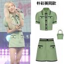 shirt Vest, shirt, skirt S,M,L,XL Summer 2021 polyester fiber 51% (inclusive) - 70% (inclusive)