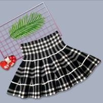skirt Summer 2021 Short skirt fresh Natural waist Ruffle Skirt Dot More than 95% other Beautiful clothes for a long time other Other 100%
