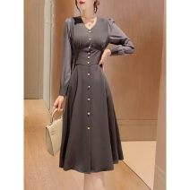 Dress Black-905, gray-0bp, collect and buy priority delivery female Other / other M,L,XL,2XL Other 100% other other 3 months