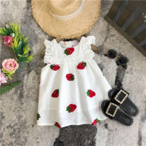 Square Dance Dress XXS,XS,S,M,L other Sleeveless Middle-skirt girl
